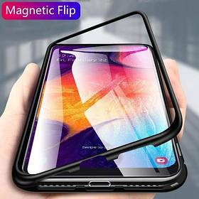 Магнитный чехол (Magnetic case) для Samsung Galaxy A50