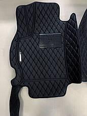 Комплект ковриков из экокожи для Toyota Corolla 10, фото 3