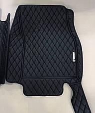 Комплект ковриков из экокожи для Toyota Corolla 10, фото 2