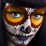 MEHRON Палітра аквагриму Paradise Makeup AQ™ Prisma, Hot, 50 г, фото 2