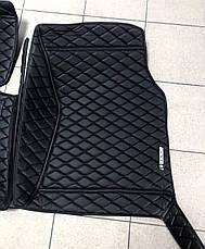 Комплект ковриков из экокожи для Bmw X5 E53, фото 3