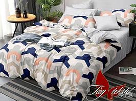 Комплект постельного белья семейный с компаньоном S259 ТМ TAG постельное белье семейное