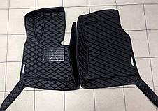 Комплект ковриков из экокожи для Bmw X5 E53, фото 2