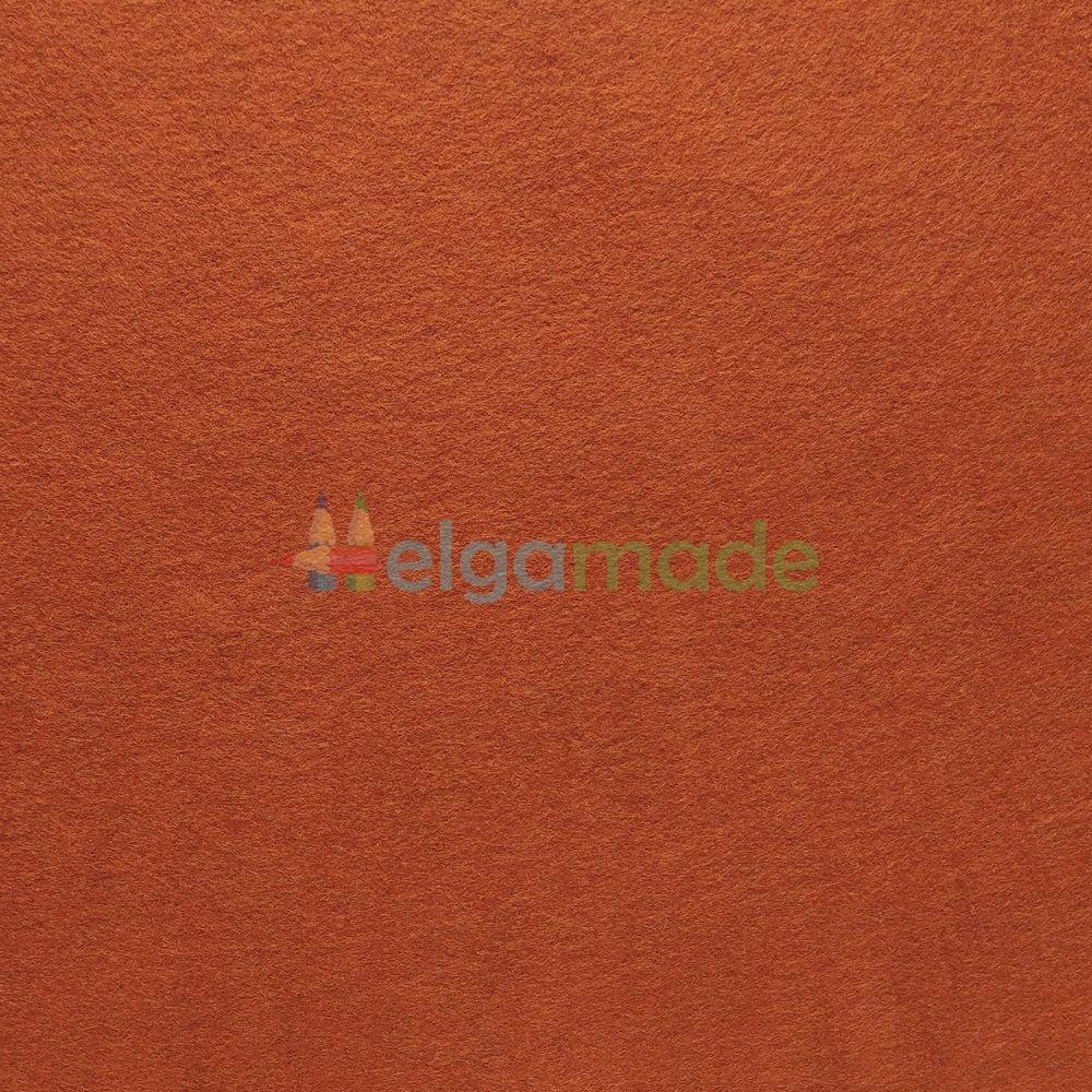 Фетр американський МІДНИЙ КОТЕЛ, 31x46 см, 1.3 мм, напіввовняної м'який