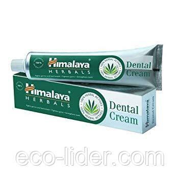 Зубная паста Хималая Хербалс (Himalaya Herbals Dental Cream)200 г, Индия