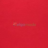 Фетр американский ЯРКО-КРАСНЫЙ, 15x23 см, 1.3 мм, полушерстяной мягкий, фото 1