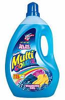 Гель для стирки цветных вещей 2200 мл MULTICOLOR COLOR, Мульти колор