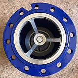 Клапан зворотний осьовий фланцевий T. I. S service (Італія) С087 TIS DN200 PN10 (ДУ200 РУ10) ТІС, фото 6
