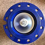 Клапан обратный осевой фланцевый T.I.S service (Италия) С087 TIS DN200 PN10 (ДУ200 РУ10) ТИС, фото 7