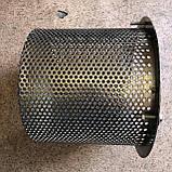 Клапан обратный осевой фланцевый T.I.S service (Италия) С087 TIS DN200 PN10 (ДУ200 РУ10) ТИС, фото 8