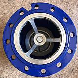 Клапан зворотний осьовий фланцевий T. I. S service (Італія) С087 TIS DN150 PN10 (ДУ150 РУ10) ТІС, фото 6