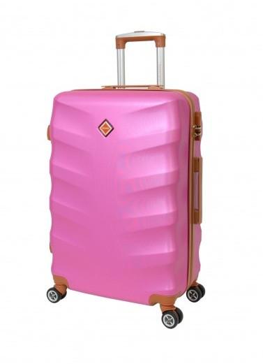 Чемодан Bonro Next (большой), цвет розовый.