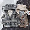 Осіннє пальтечко для хлопчика і дівчинки, 2 кольори