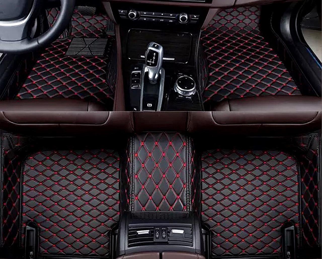 Коврики Комплект Салон Ford Mustang 6 поколение