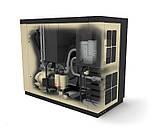 Гвинтовий масляний компресор із змінною швидкістю модель R 55-75n, фото 2