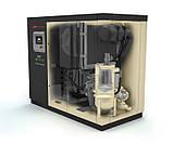 Гвинтовий масляний компресор із змінною швидкістю модель R 55-75n, фото 7