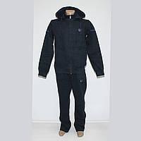 Теплый мужской спортивный костюм с капюшоном трехнитка пр-во Турция т.м. Fore 5359, фото 1