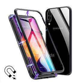 Магнитный чехол (Magnetic case) для Samsung Galaxy M30