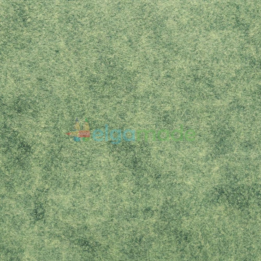 Фетр американский ЗАКОЛДОВАННЫЙ ЛЕС, 31x46 см, 1.3 мм, полушерстяной мягкий