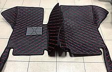 Комплект ковриков из экокожи для Range Rover Sport, от 2013 года, фото 2