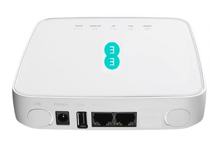 3G / 4G стационарный WiFi роутер Alcatel HH70VB