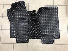 Комплект ковриков из экокожи для Ford Mustang (6 поколение), фото 2