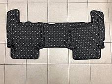 Комплект ковриков из экокожи для Ford Mustang (6 поколение), фото 3