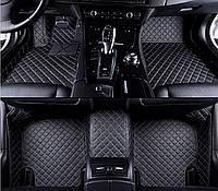 Комплект ковриков из экокожи для Toyota Camry 50, 55