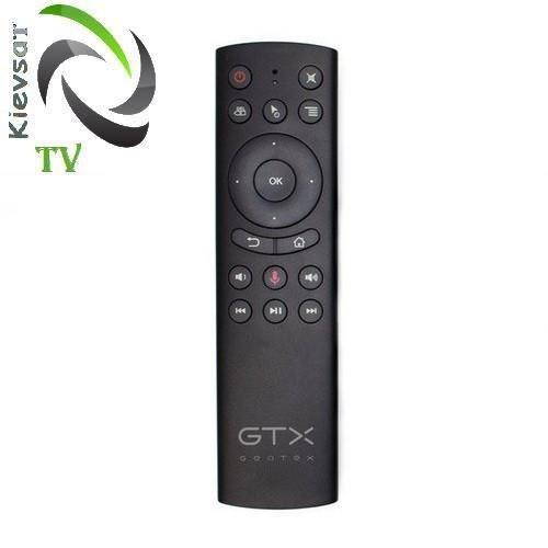 Пульт Air Mouse Geotex G20S с Микрофоном + Гироскоп