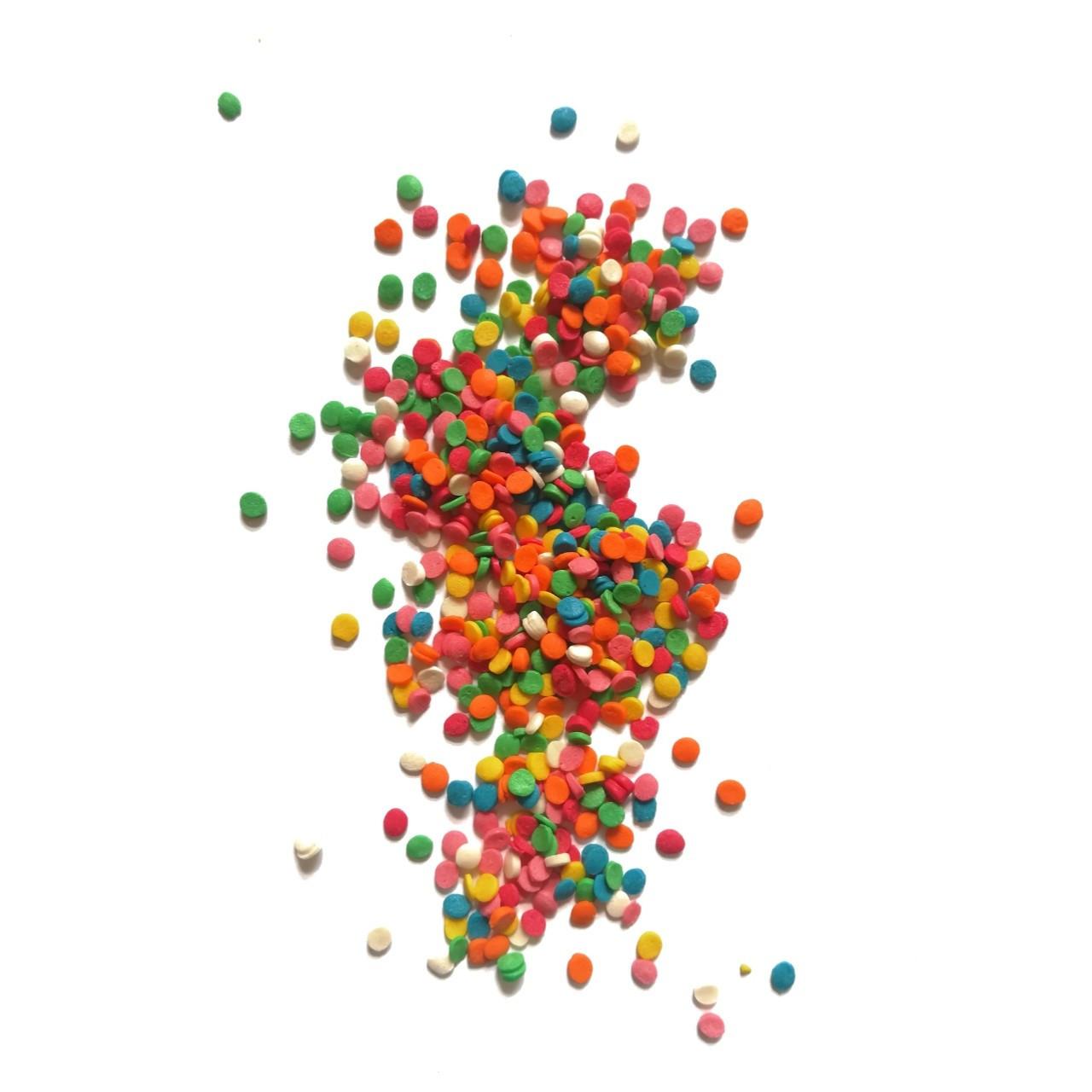 Посыпка кондитерская конфетти (50г)