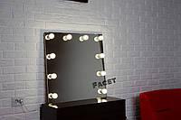 """Зеркало с подсветкой """"Крис"""". Возможны изменения и дополнения."""