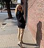 """Женское кашемировое пальто """"Mella"""" с карманами (3 цвета), фото 6"""