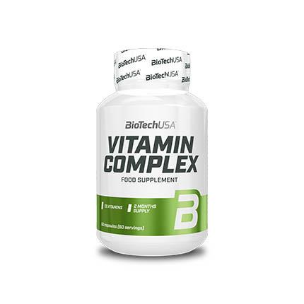 BioTech USA Vitamin Complex 60 таблеток