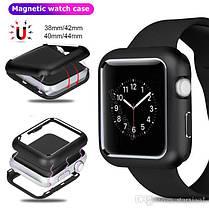 Магнитный чехол (Magnetic case) для Apple Watch 38 mm, фото 3