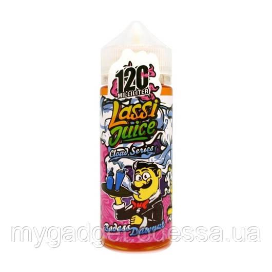 Жидкость для электронных сигарет LASSI JUICE Badass Downut 120мл