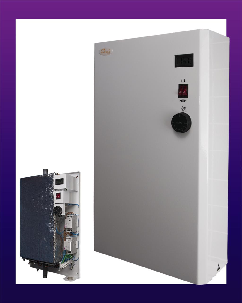 Электрический котел Warmly Power Series, 18 кВт