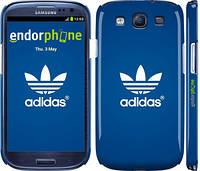 "Чехол на Samsung Galaxy S3 Duos I9300i Adidas 5 ""999c-50"""