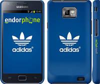 "Чехол на Samsung Galaxy S2 Plus i9105 Adidas 5 ""999c-71"""