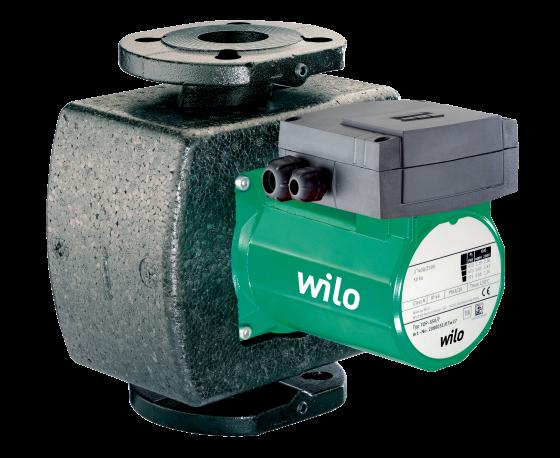 Циркуляционный насос с мокрым ротором Wilo TOP-S 50/4 EM