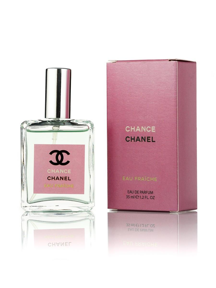 Мини парфюм Chanel Chance eau Fraiche (Шанель Шанс Фреш) 35 мл