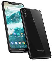 Смартфон Motorola One 4/64GB XT1941-4 Black, фото 2