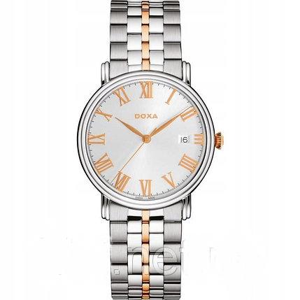 Фирменные наручные мужские часы Doxa