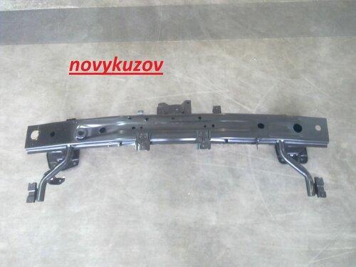 Усилитель заднего/переднего бампера на Nissan X-Trail