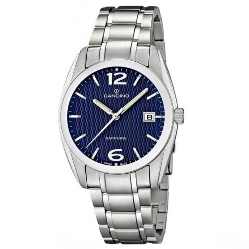 Фирменные наручные мужские часы CANDINO
