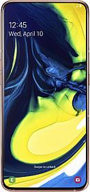 Смартфон Samsung Galaxy A80 8/128GB gold Angel