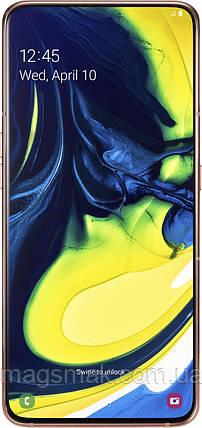 Смартфон Samsung Galaxy A80 8/128GB gold Angel, фото 2