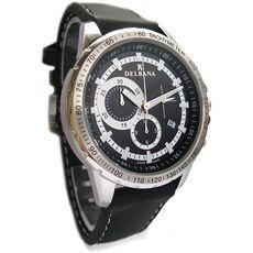 Фирменные наручные мужские часы DELBANA