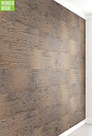 Настенная пробка листовая Wicanders Rusty Grey Brick