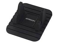 Автомобильный нескользящий коврик-подставка JOYROOM JR-ZS119 для телефона Черный (SUN5866)