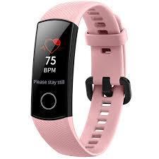 Фитнес-браслет Honor Band 4 Pink
